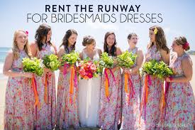 rent bridesmaid dresses using rent the runway for bridesmaids dresses