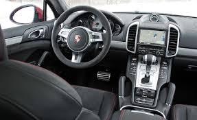 porsche cayenne interior 2014 porsche cayenne turbo s top auto magazine