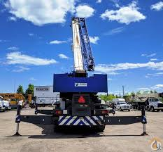 tadano tr 800xxl 4 crane for sale in oakville ontario on