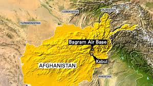 bagram air base map bagram airfield 4 dead in blast at us base in afghanistan cnn