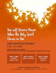 joint pentecost retreat in albuquerque upcoming events agape