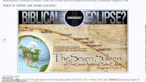 Google Maps Salem Oregon by Seven Salems In The Path Of The Eclipse Youtube