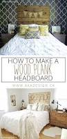 28 how to make a headboard how to make an upholstered how to make a headboard how to make a wood plank headboard