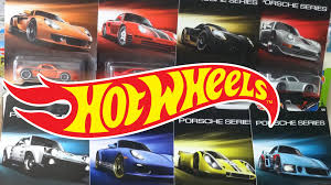 porsche racing poster 2015 hotwheels porsche complete set of 8 youtube