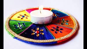 light up your home with creative candles for this diwali