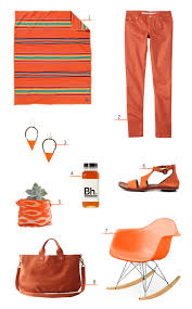 orange spice color unruly things color stories orange spice