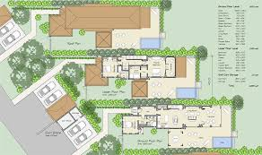 St James Palace Floor Plan Tree House Villa 5 A Luxury Home For Sale In Apes Hill Saint