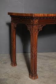 Mahogany Console Table Mahogany Console Table Georgenantiques