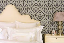 Different Ways To Use Wallpaper In A Bedroom - Wallpaper design for bedroom