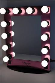 Tabletop Vanity Mirror With Lights Cheap Hollywood Mirrors On The Hunt