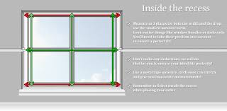 window blind measurement dors and windows decoration collections