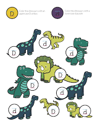 dinosaurs do a dot printables gift of curiosity