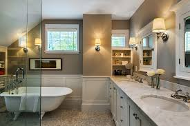 warm paint colors bathroom rustic with bold traditional vanities