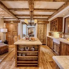 33 modern style cozy wooden kitchen design ideas