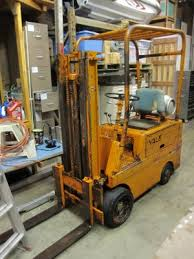working on old yale forklift where to start
