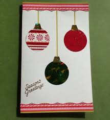 amazing ornament cards made decoration paper