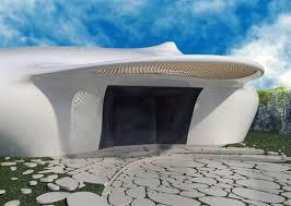 biomorphic cool design concept