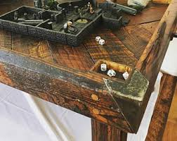 Gaming Coffee Table Gaming Table Etsy