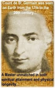 Count St Germain Ascended Master Count St Germain The Ascended Master The Immortal One