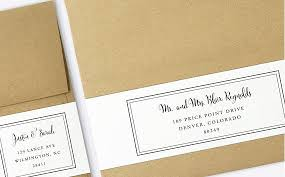 wrap around labels printable address labels wedding templates