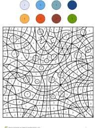 coloriage magique noël sur hugolescargot com