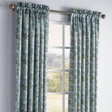 Interior Soho Double Sears Curtain by Decor Woodlands Rod Pocket Decorative Room Darkening Curtains