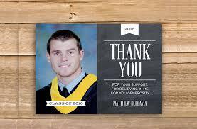 thank you cards for graduation 11 graduation thank you cards design trends premium psd