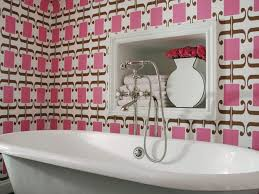 Pink And Brown Bathroom Ideas Bathroom Pink Bathroom Decor Ideas Pictures From Hgtv Brown