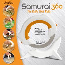 samurai 360 knife the official asseenontv com shop