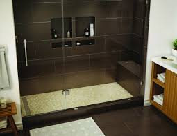 Walk In Shower With Bench Seat Walk In Shower With Bench Dimensions Bench Decoration