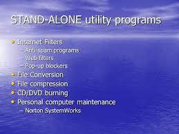 Blockers Dvd Operating System Utility Programs Stand Alone Utility Programs