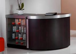 Hairdressing Reception Desk Salon Reception Desk Small Salon Reception Desk Kreyol Essence