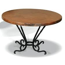 metal table tops for sale copper end tables and forged metal table for sale insightsineducation