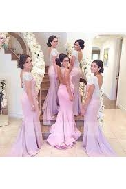 blush pink bridesmaid dresses shop discount cap sleeve blush pink beading bridesmaid dress