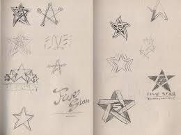 art logo development five star entertainment group u2014 steemit