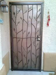 glass security doors security door with vines u0026 leaves design pinterest security
