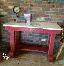 Old Farm Tables From Old Burnt Farm Table To Colorful Workspace With Sk Hometalk