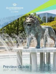 2017 preview guide by old dominion university issuu