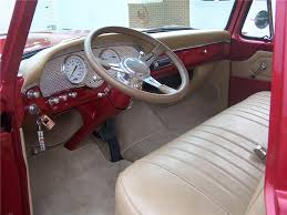 Ford Truck Interior Accessories Amazing 1966 Chevy Truck Interior Driving Pinterest 1966