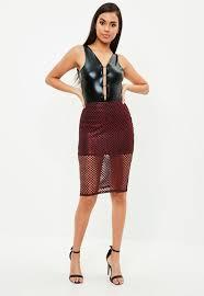 midi skirts women s calf length skirts missguided