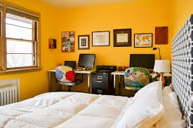 Guest Bedroom And Office - dual purpose room office and guest bedroom