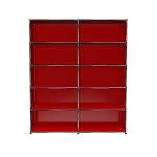 modern bookshelves shop usm shelving usm