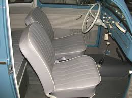 Vw Beetle Classic Interior 1963 Vw Beetle Interior And Upholstery