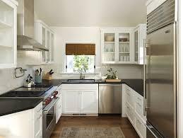 Narrow Kitchen Design Ideas Kitchen Designs For Narrow Kitchens Gostarry