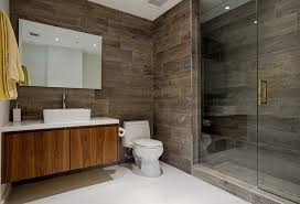 Luxury By Design - minimalist bathroom design of natural stone elegance by designs