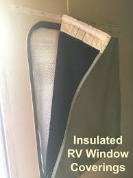 awesome how to insulated rv window coverings van insulation and