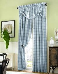 Checkered Kitchen Curtains Green Checkered Curtains Checkered Curtains Blue Curtains Green
