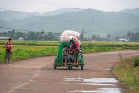 philippine tricycle island hopping like a filipino art visuell photography