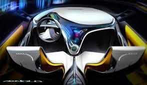 futuristic cars interior future transportation hyundai curb