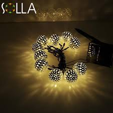 Warm Solar Lights compare prices on solar ball light online shopping buy low price
